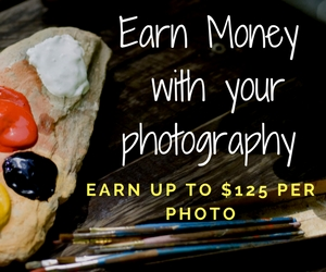 Earn Money With Photography