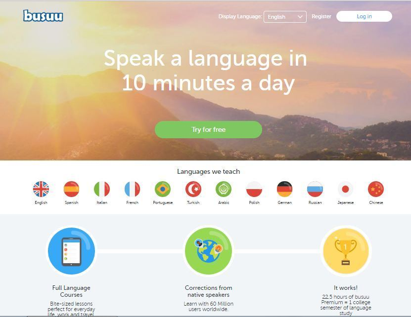 Learning a New Languages_busuu