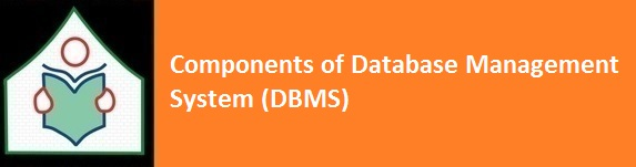 parts of dbms