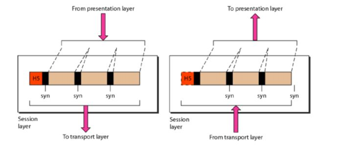 Different Layers of OSI Model