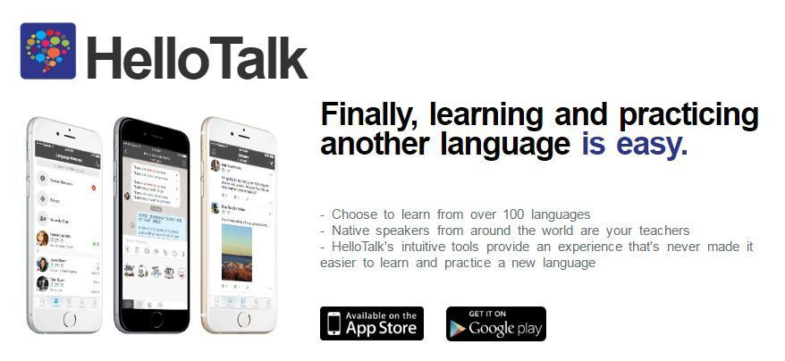 Learning a New Languages_Hellotalk